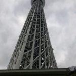 Tokijský nebeský strom, druhá nejvyšší stavba na světě
