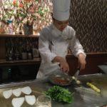 Teppanyaki chef(ka)