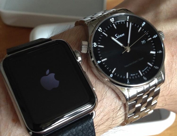 Mechanické hodinky a smartwatch